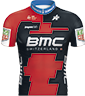 BMC Racing Team's trøje